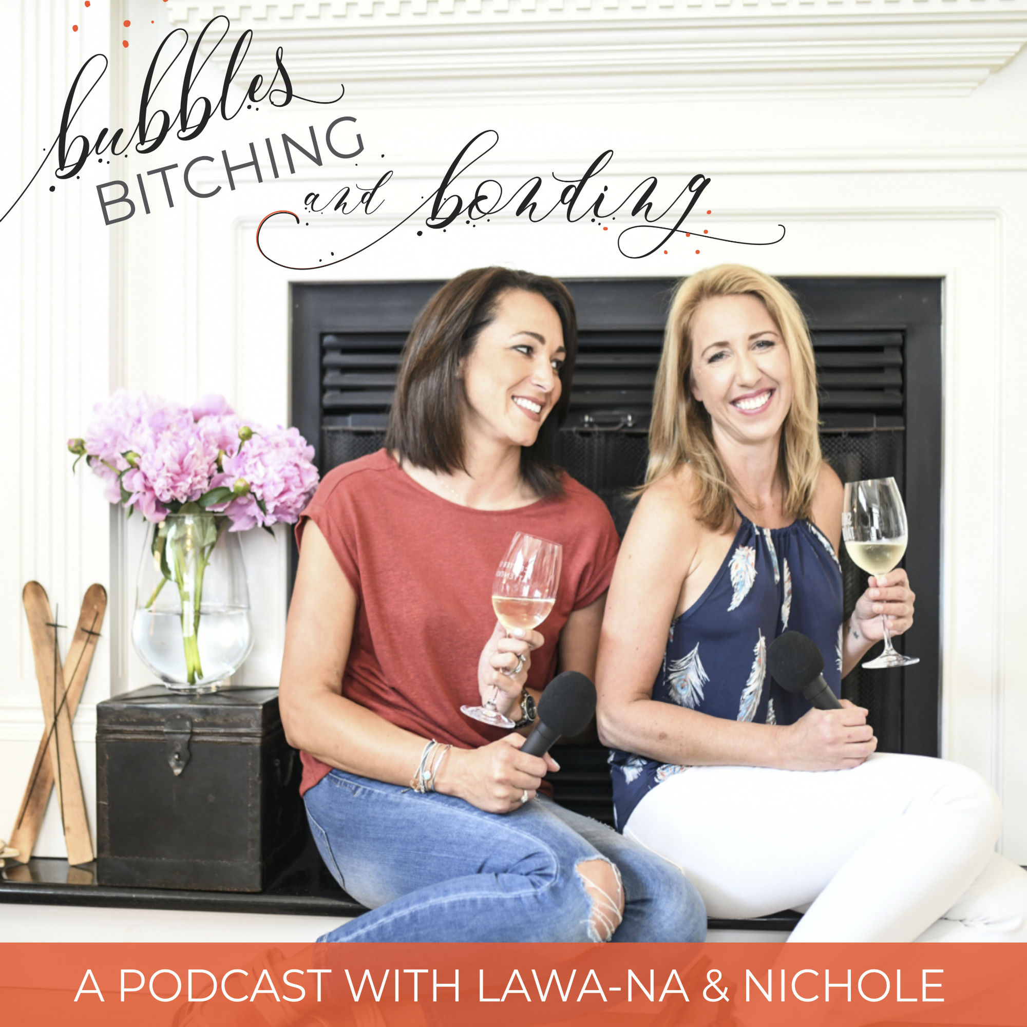 Bubbles, Bitching and Bonding Podcast